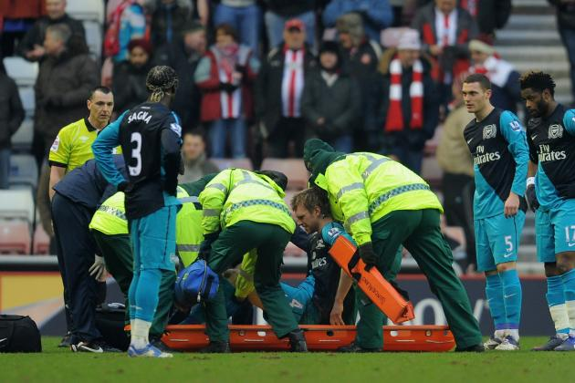 Arsenal News: Update on Per Mertesacker's Sunderland Injury