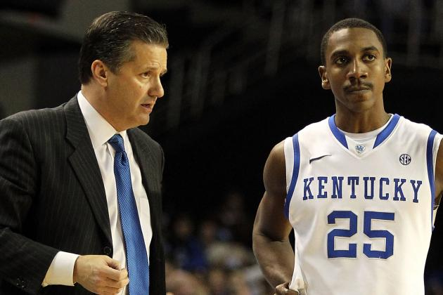 Marquis Teague 'Running the Team' to Cal's Liking