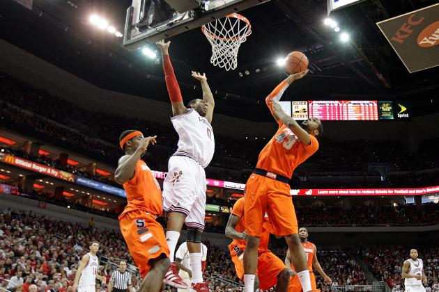 Rivalry Week: Syracuse vs. Louisville College Basketball Live Blog