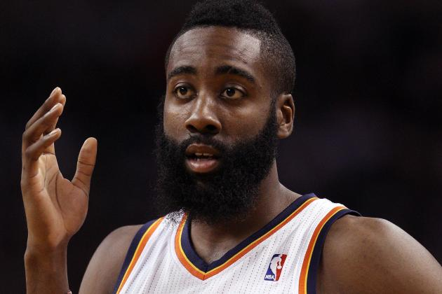 James Harden: Oklahoma City Thunder Backup Is LeBron James of 2nd Units