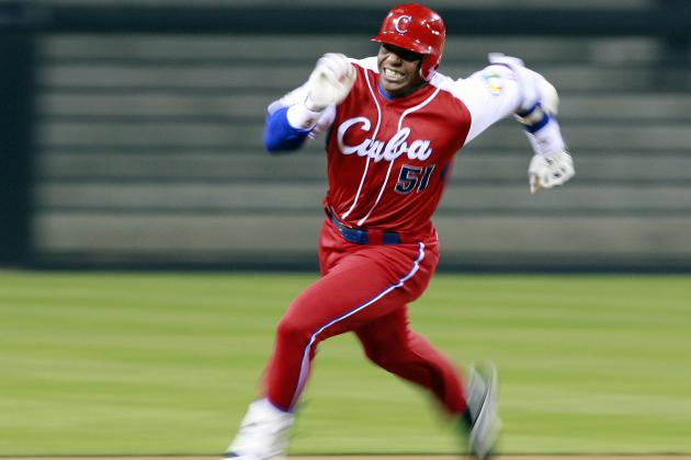 Yoenis Cespedes: Oakland Athletics Add Another Bargaining Chip in Cespedes