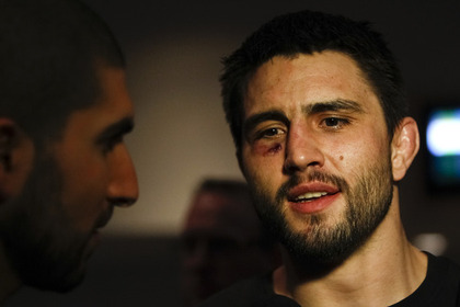 Carlos Condit Says 'I Don't Care' to Nick Diaz's Failed Drug Test