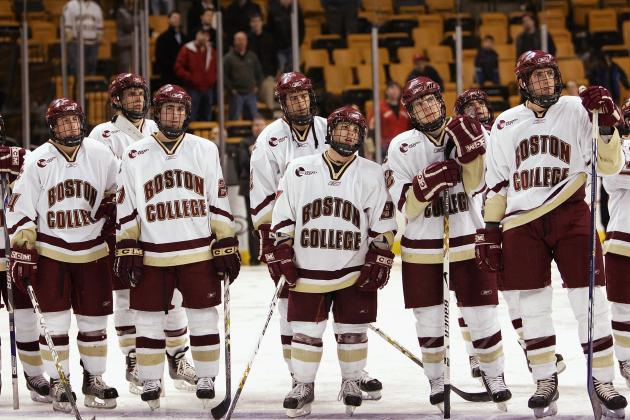 Beanpot 2012 Schedule: Boston Colleges Battle for Supremacy at Beanpot Final