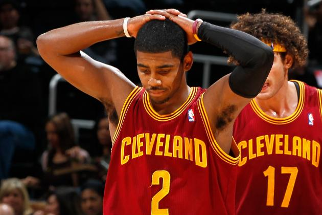 NBA: Injuries to Kyrie Irving, Anderson Varejao Good for Cleveland Cavaliers?
