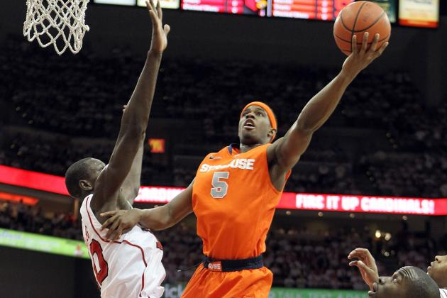Syracuse vs. Louisville: The Orange Finally Break Losing Streak to the Cardinals