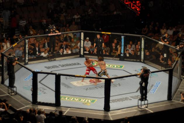 UFC Apocalypse: Will There Be Any Marquee MMA Fights in 2013?