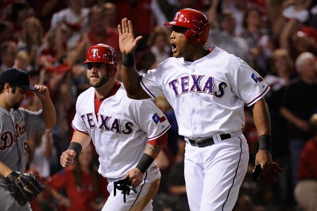 2012 MLB Predictions: Texas Rangers Season Preview