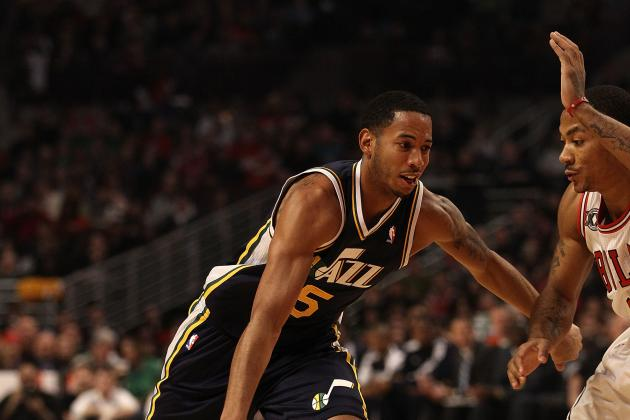 Utah Jazz: Devin Harris Looks Lost on the Court, Watson's Time to Shine?