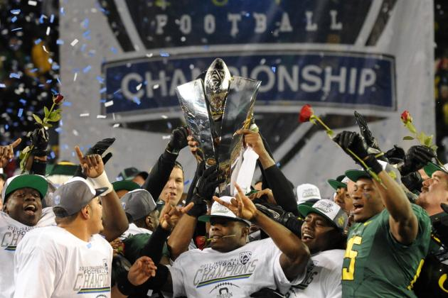 Pac-12: Where Does the Conference Stand on Postseason College Football Playoffs?