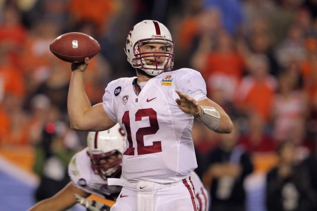 NFL Draft 2012: Should Top Quarterbacks Throw at the NFL Combine?