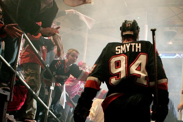 Ryan Smyth: Will New York Islanders Bring Back 'Captain Canada'?