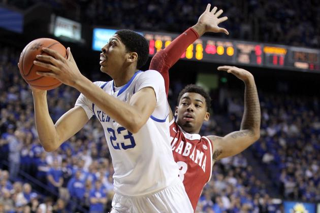 Kentucky Basketball: Why Anthony Davis Should Win Player of the Year