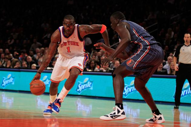 NY Knicks Rumors: Amar'e Stoudemire Next Stop on Jeremy Lin's Rescue Mission