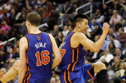 New York Knicks: Steve Novak Flies Under the Radar as a By-Product of Linsanity
