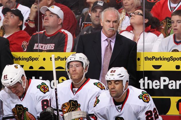 Chicago Blackhawks: Joel Quenneville Should Let the Line Combos Develop