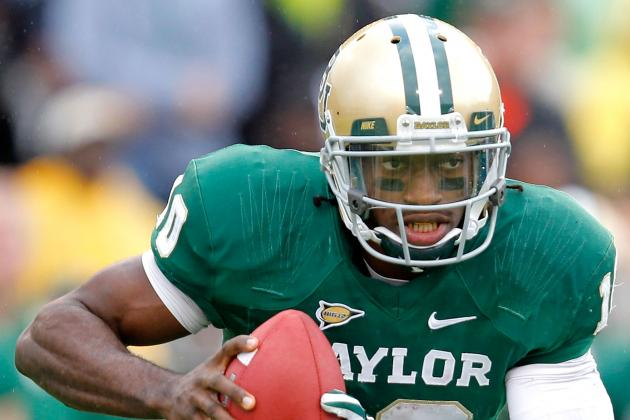 2012 NFL Draft Big Board: Updated Quarterback Rankings