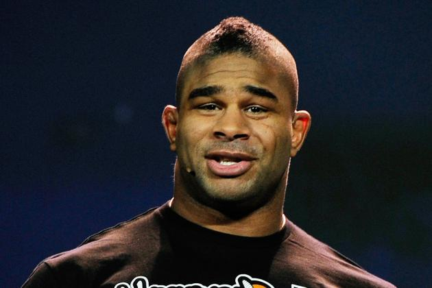 Alistair Overeem Is Officially a Blackzilian, Y'all