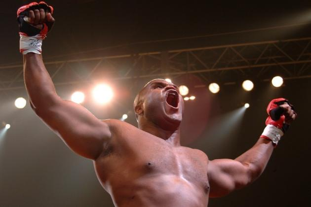 Gary Goodridge Diagnosed with CTE/Pugilistic Dementia