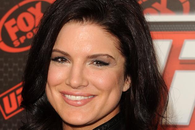 Gina Carano to Star in Second Film; MMA Return Unlikely