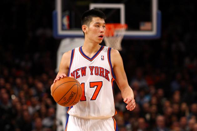 Jeremy Lin: Why Knicks Will Struggle with Anthony and Stoudemire's Return