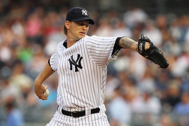 MLB Trade Rumors: Los Angeles Angels Foolish to Pursue Yankees' AJ Burnett