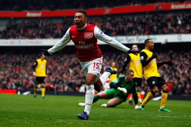 AC Milan vs. Arsenal: Alex Oxlade-Chamberlain Gunners' Key in Champions League