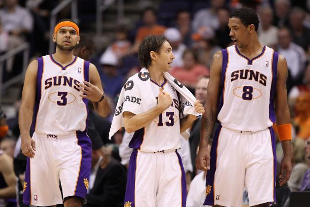 NBA Trade Rumors: Steve Nash Needs To Request Trade from Phoenix Suns