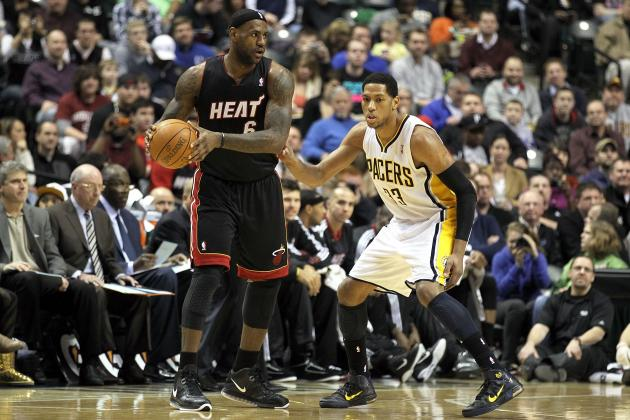 Miami Heat vs. Indiana Pacers:  TV Schedule, Live Stream, Spread Info and More