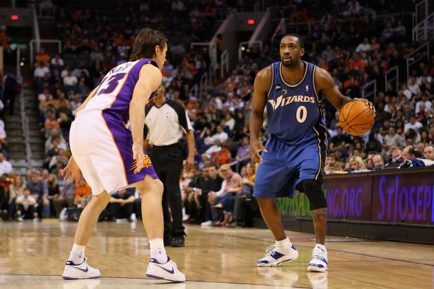 Lakers Rumors: Gilbert Arenas Is An Upgrade From Aging Derek Fisher