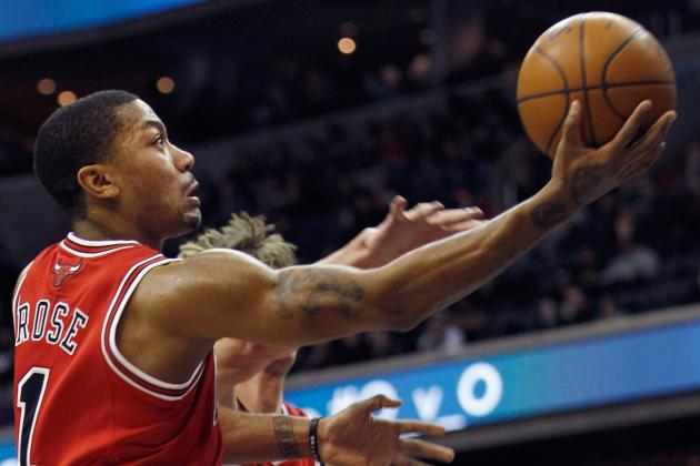 Bulls Rumors: Nothing Wrong with Chicago's Handling of Derrick Rose