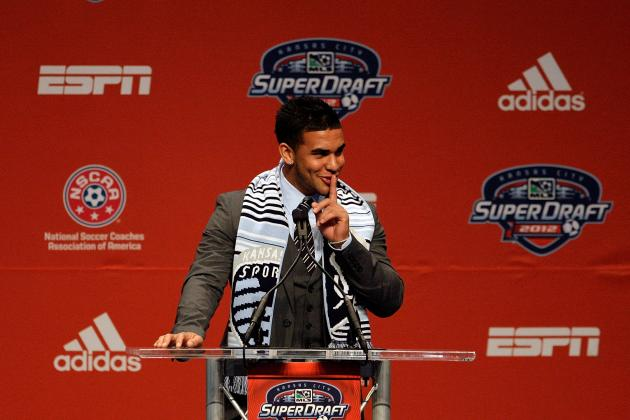 Sporting KC First-Round Draft Pick Don Dwyer Scores a Hat Trick