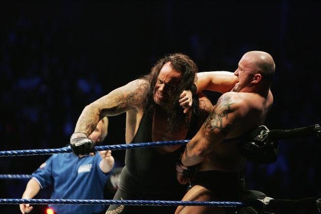 WrestleMania 28: Why Triple H Is the Wrong Opponent for Undertaker
