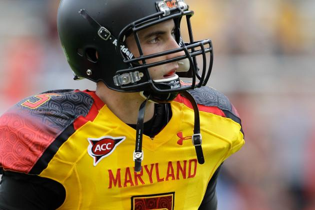 Maryland Football: Randy Edsall Loses Danny O'Brien in Latest Flood of Transfers