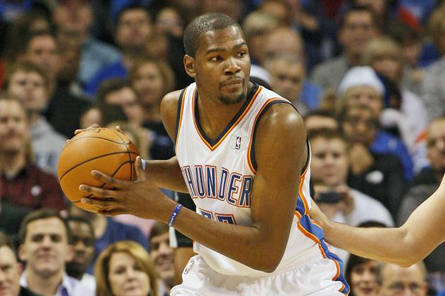 NBA: Kevin Durant Endorses NBA Move to Seattle in Sacramento