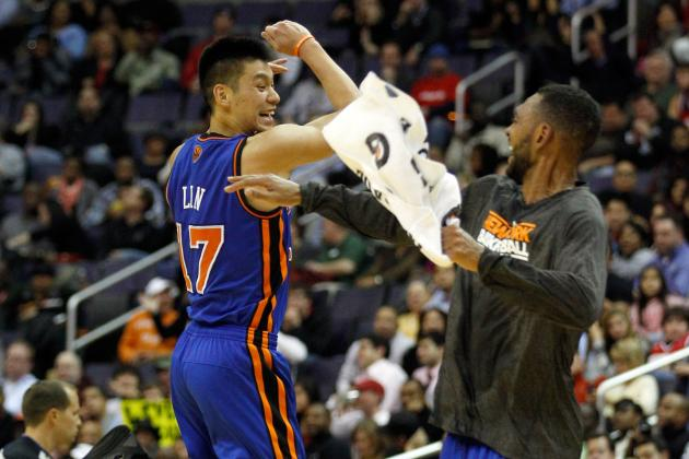 Another Night, Another Rally as Jeremy Lin Continues to Carry New York Knicks