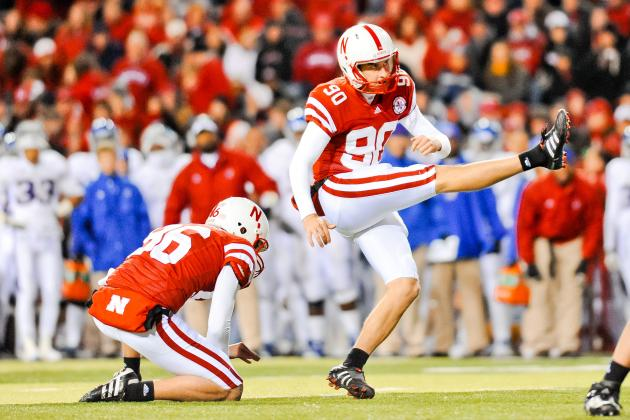 Nebraska Football: Cornhuskers' Kicker Legacy a Source of Strength