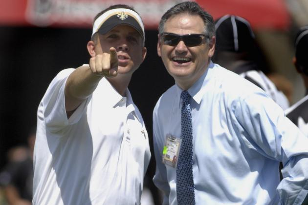 2012 NFL Free Agency: New Orleans Saints Open Letter for Valentine's Day