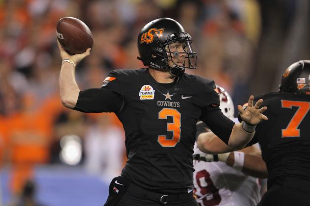 Brandon Weeden 2012 NFL Draft Scouting Report