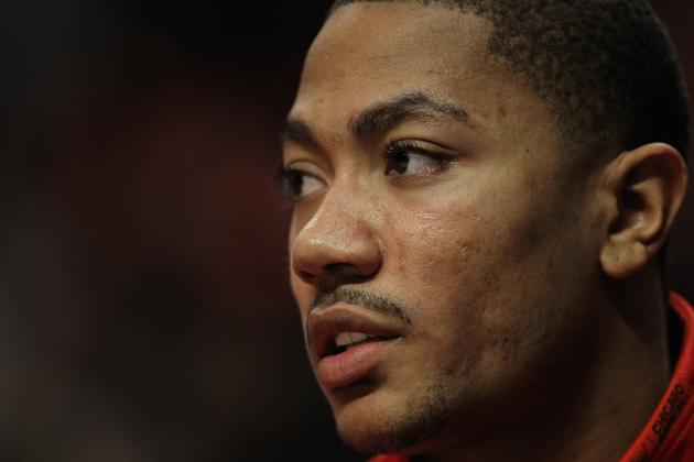 Derrick Rose Injury: Bad Back Will Prevent Chicago Bulls Star from Winning MVP