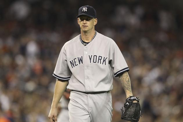 NY Yankees: Trade Talks for A.J. Burnett to Cleveland Indians Fall Through