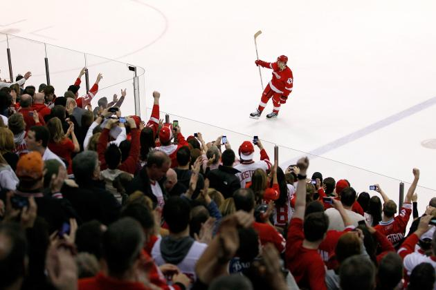 Detroit Red Wings Have Not Set an NHL Record for Home Wins
