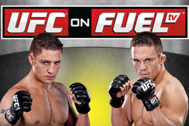UFC on Fuel: Why Sanchez vs. Ellenberger Is a No. 1 Contender's Fight