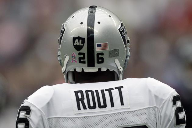 Raiders Not on the Hook for $20 Million Guaranteed to Stanford Routt