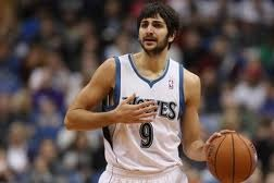Ricky Rubio, Minnesota Timberwolves Stud, Is Ready for Superstardom... Now