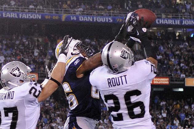 Former Oakland Raiders CB Stanford Routt to Visit Cincinnati Bengals on Friday