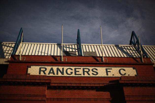 Rangers: A Knight Mare on Edmiston Drive the Real Story Behind Their Demise