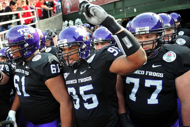 TCU Football: 4 Horned Frog Players Arrested in DEA Drug Raid
