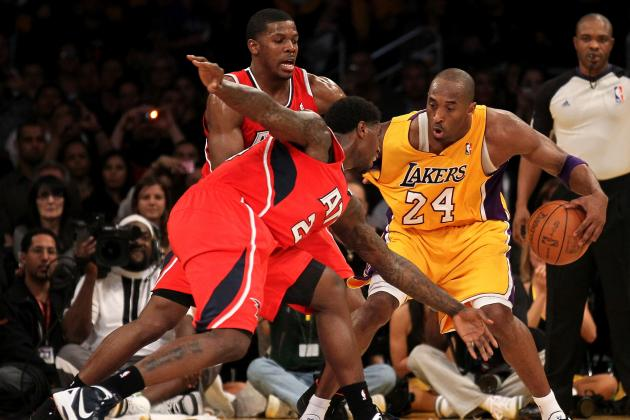 Los Angeles Lakers: Kobe Bryant Should Play More Small Forward
