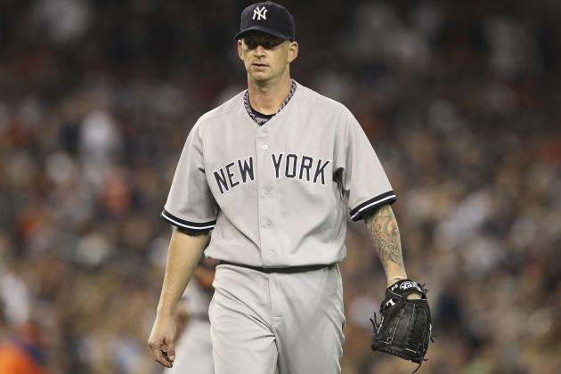 MLB Trade Rumors: Yankees Have No Need to Rush AJ Burnett Trade