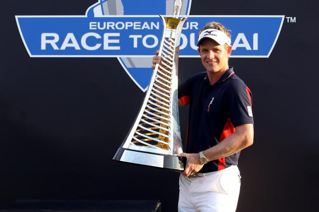 PGA Tour: World No. 1 Luke Donald to Make 2012 Debut at Northern Trust